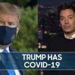 Trump Tests Positive for COVID-19 | The Tonight Show