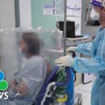 Health Care Workers Describe Treating Covid-19 Patients Six Months Into Pandemic | NBC News NOW