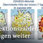 Coronavirus in Deutschland: Die Zahlen steigen weiter | DW Nachrichten