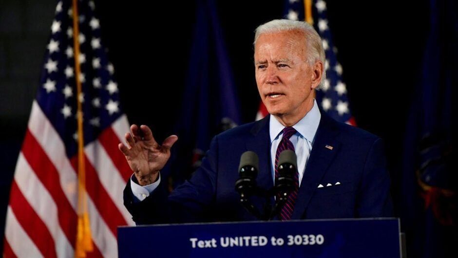 Live: Biden Delivers Remarks on Coronavirus and the Economy | NBC News