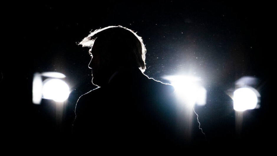 Trump Runs the Kind of Campaign He Likes, but Not the One He Might Need