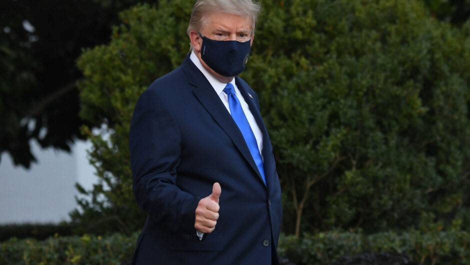 Trump checks into Walter Reed hospital after COVID-19 diagnosis