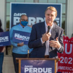 Senate Majority in Limbo as Perdue Re-election Race Goes to Runoff in Georgia