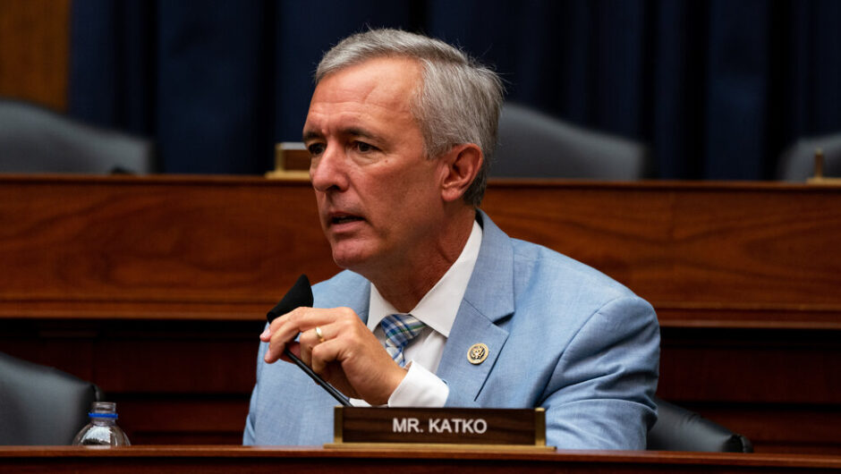 Rep. Katko Wins Rematch, Keeping G.O.P. Seat in Democratic District