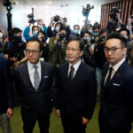 China Targets Hong Kong's Lawmakers as It Squelches Dissent
