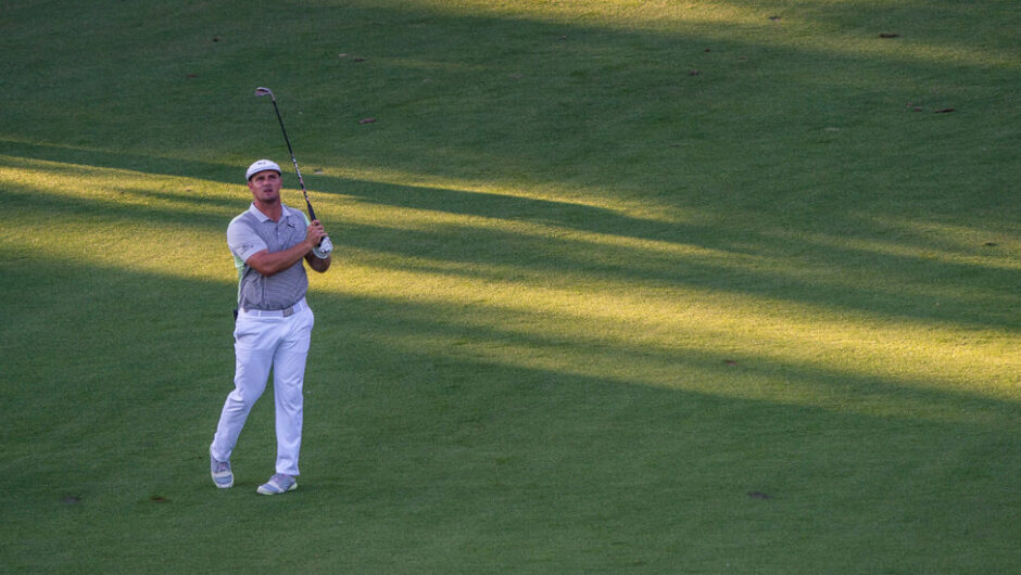 Bryson DeChambeau's Ball Search Pushes Him Out of Masters Hunt