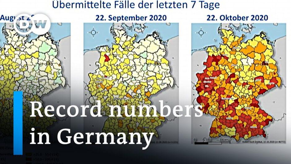Coronavirus-Update: Record numbers in Germany | DW News
