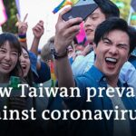 Taiwans success in fighting the coronavirus pandemic explained   DW News