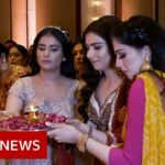 Delhi's Covid cases rise ahead of Diwali- BBC News