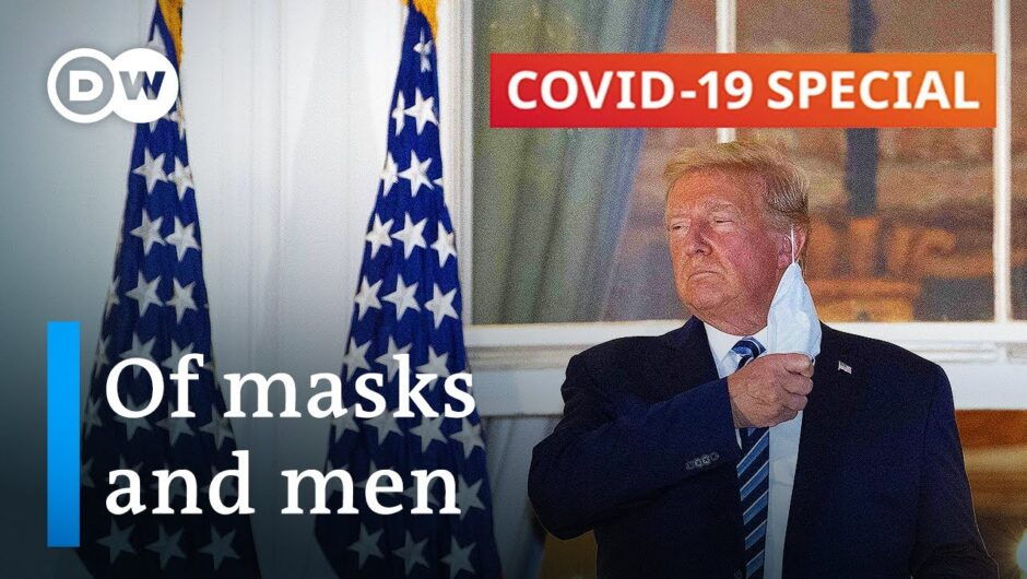 Masks vs. masculinity: Why do some men refuse to wear masks? | COVID-19 Special