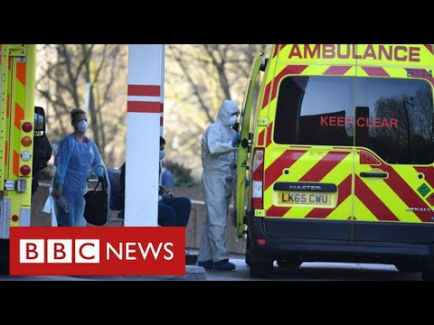 UK passes 50,000 coronavirus deaths – the most in Europe – BBC News