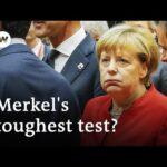 Can German Chancellor Angela Merkel save the EU? | DW News