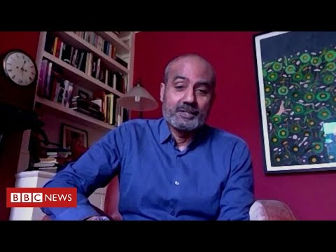 BBC's George Alagiah on living with coronavirus and cancer – BBC News