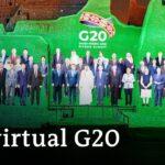 G20 2020: Coronavirus pandemic dominates Riyadh summit | DW News