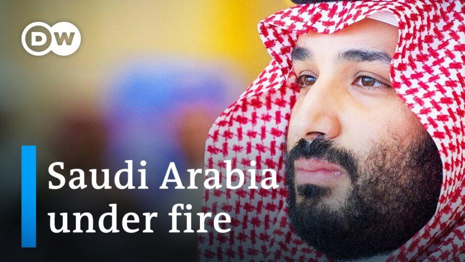 Saudi Arabia faces calls to boycott G20 over human rights abuses | DW News