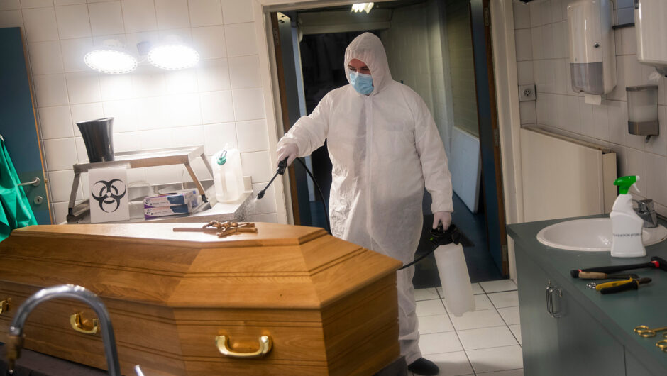 One person dies from COVID-19 every 17 seconds in Europe: WHO