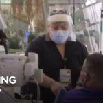 Hospitals anticipate surge in coronavirus cases after Thanksgiving