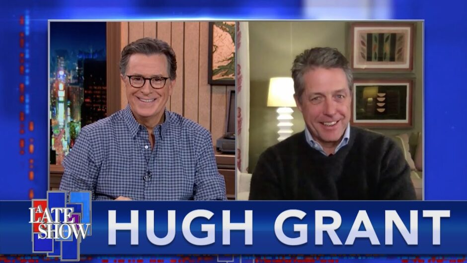 Hugh Grant Describes What It Was Like Getting Coronavirus
