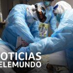 Estados Unidos alcanza un nuevo récord de hospitalizaciones por coronavirus   Noticias Telemundo