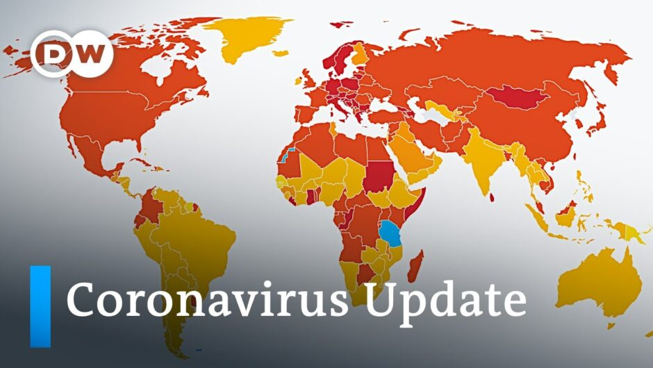 Coronavirus Update: Coronavirus Update: Infection rates in Europe keep rising | DW News