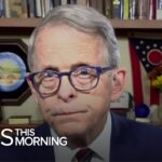 Ohio Governor DeWine on COVID-19 surge, Trump's handling of pandemic