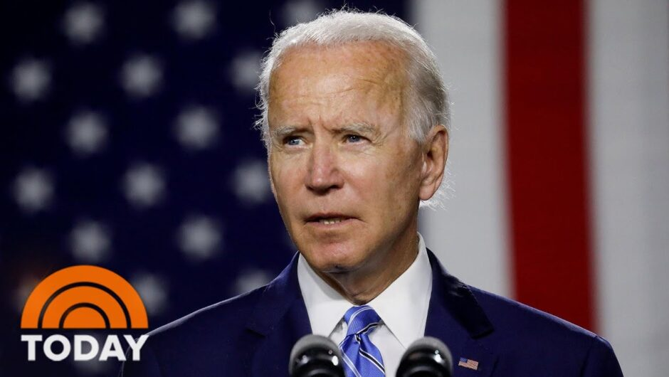 Biden's Advisers Locked Out Of COVID-19 Response, Developing Their Own Plan   TODAY