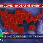 States Issue New Covid-19 Restrictions As Virus Surges | NBC Nightly News