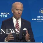 President-elect Joe Biden speaks on COVID-19, the economy | WNT