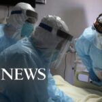 Hospitals across the country are reaching capacity treating COVID-19 | WNT