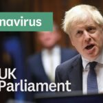 LIVE with BSL: COVID-19 statement by Prime Minister Boris Johnson – 2nd November 2020
