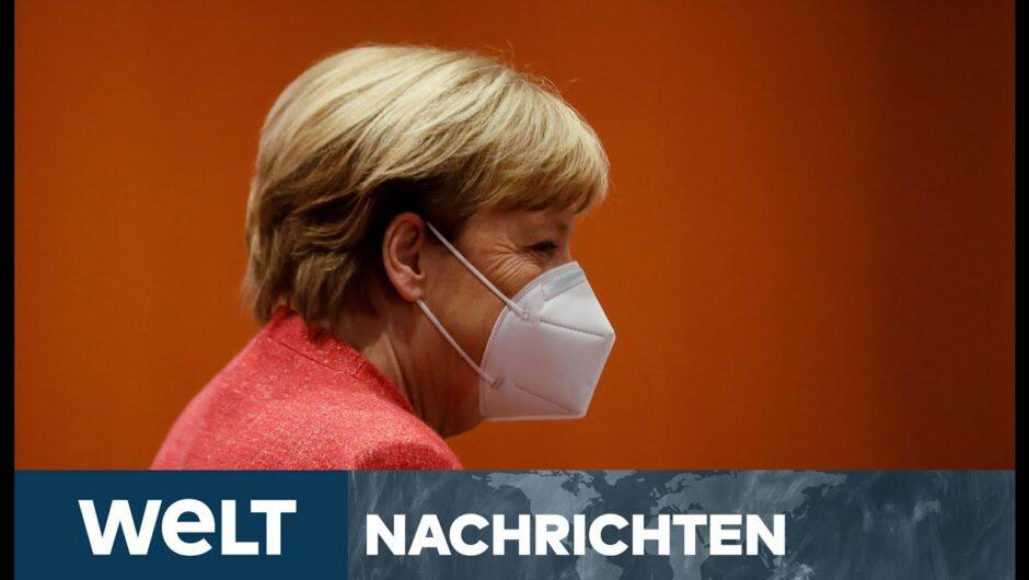 STREIT UM CORONA-MAßNAHMEN: Merkels drastische Covid-19-Pläne stoßen wohl auf heftigen Widerstand