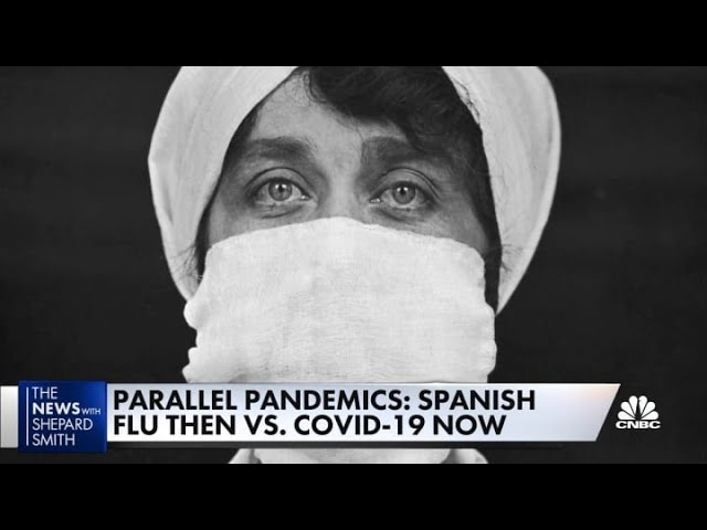A history lesson on the 1918 pandemic and Covid-19