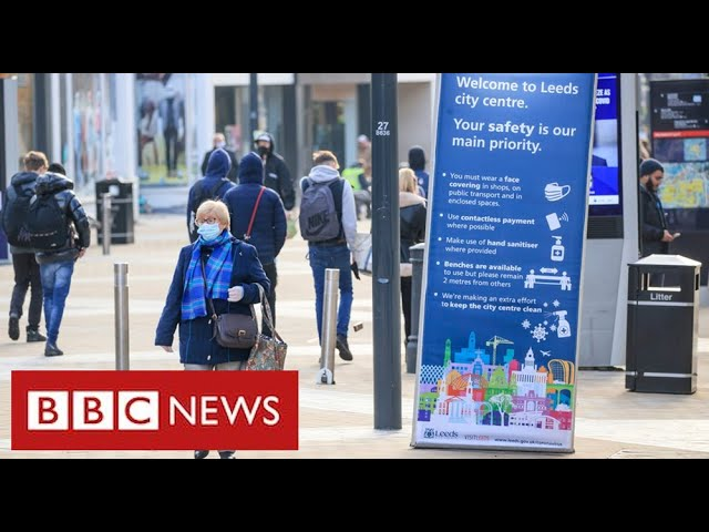 """UK government warns  of """"third wave"""" of coronavirus if rules relaxed – BBC News"""