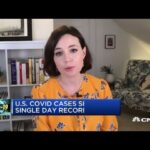 U.S. Covid-19 cases set new single-day record with over 131,000 new cases