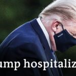 Trump hospitalized with COVID as more White House cases emerge | DW News