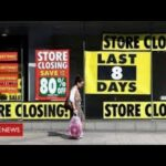 More economic gloom as UK borrowing hits record levels  – BBC News