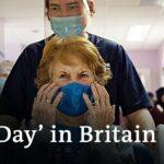 UK begins coronavirus vaccine rollout | DW News