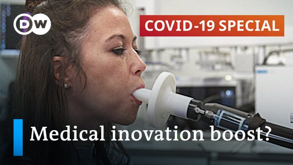 Coronavirus: A boost for healthcare innovations? | COVID-19 Special