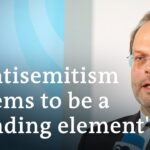 Anti-Covid radicals: 'Anti-Semitism seems to be a binding element' | Interview with Felix Klein