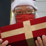 Over 70 people test positive for COVID-19 at a nursing home in Belgium after a visit from a man dressed up as Santa Claus
