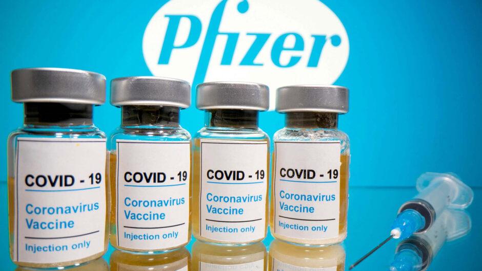 Elderly, frontline workers should get COVID-19 vaccine: CDC