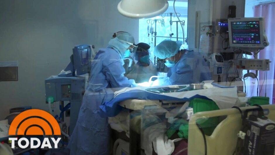 Coronavirus Surge Is Overwhelming Hospitals From Coast To Coast | TODAY