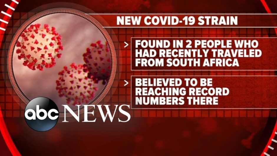 What we know about new COVID-19 variant detected in UK l GMA