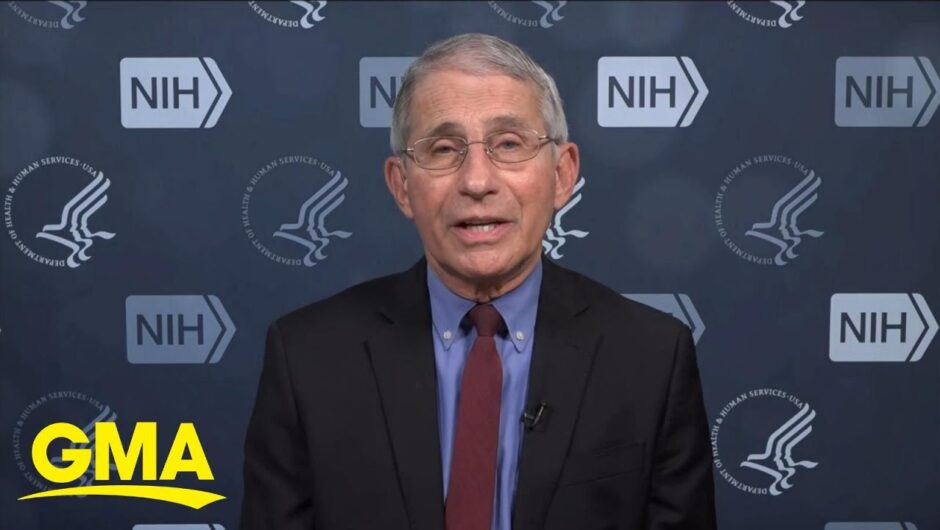 Fauci on what to know about COVID-19 vaccine l GMA