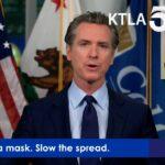 Gov. Gavin Newsom addresses California's response to COVID-19