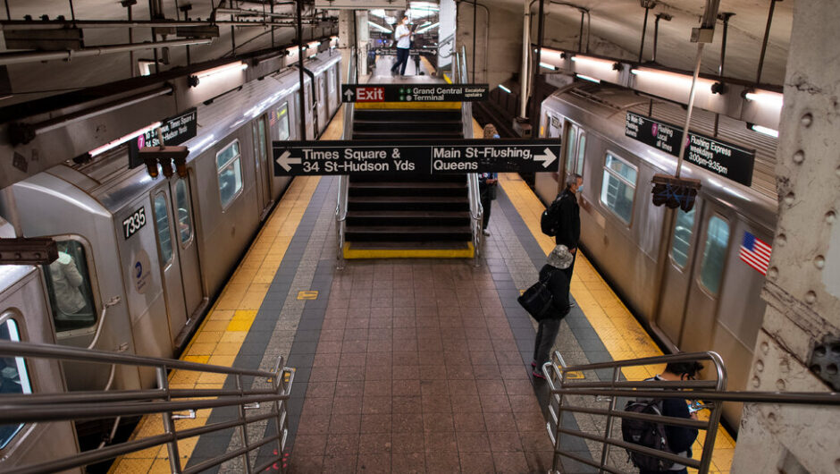 The Uncertain State of the Subway