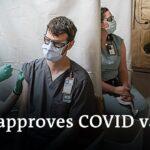European Union approves BioNTech-Pfizer COVID vaccine | Coronavirus Update