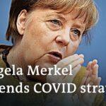 Angela Merkel lays out Germany's coronavirus strategy | DW News