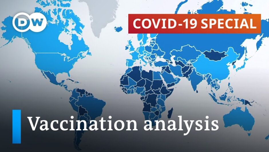 Mapping coronavirus vaccination progress and vaccine distribution | COVID-19 Special