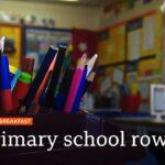 Covid-19: Row over schools intensifies 🔴 @BBC News live – BBC